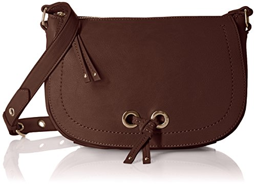 Nine West Bohemian Beltway Saddle, Hot Chocolate