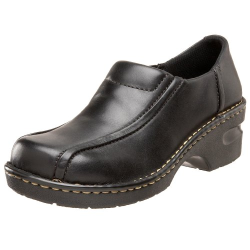 Eastland Women's Tracie,Black Leather,9 W US
