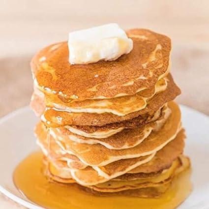Preparado para Tortitas Low-Carb Raw Pancake sabor Neutro Clean Foods 425 g: Amazon.es: Alimentación y bebidas