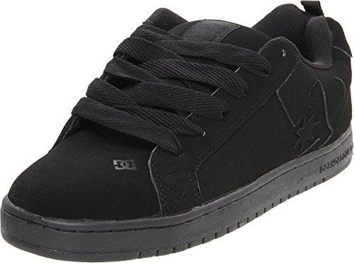 dc-mens-court-graffik-skate-shoe-black-black-black-13-m-us