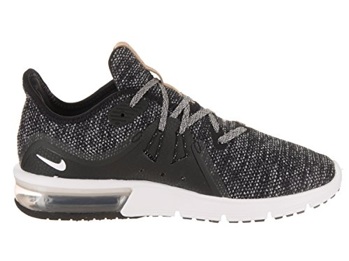 Nike Damen Laufschuhe Black/White/Dark/Grey