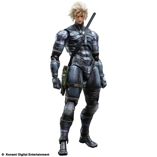 Square Enix Metal Gear Solid 2 - Sons of Liberty Play Arts [Kai] Raiden