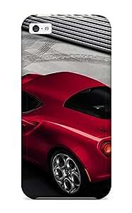 Iphone Skin Case Cover For Iphone 5c Popular Alfa Romeo 4c 12 Phone Case