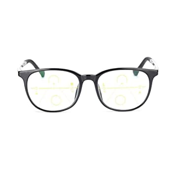 e660231948 Transition Photochromic Progressive Reading Glasses Anti Blue Ray Computer  Reader Multi Focus No Line Gradual Varifocal