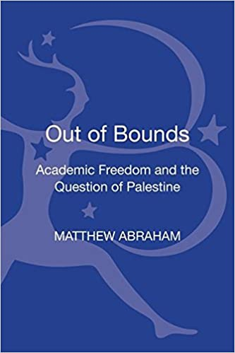 Book Out of Bounds: Academic Freedom and the Question of Palestine