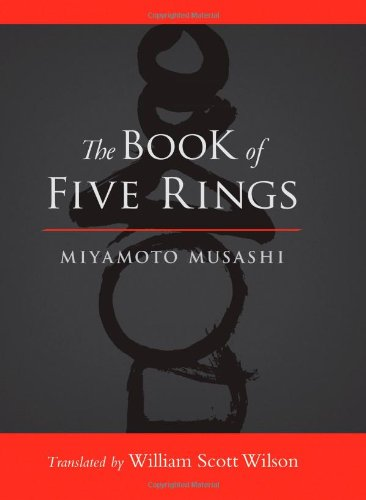 The Book of Five Rings [Miyamoto Musashi] (Tapa Dura)