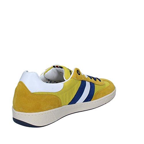 Dacquasparta Sneakers Homme 41 Eu Jaune Daim / Tissu