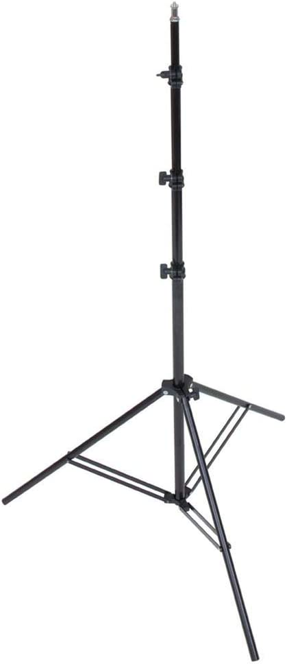 Dorr L-3050 Light Stand Tripod with Air Cushioning Black