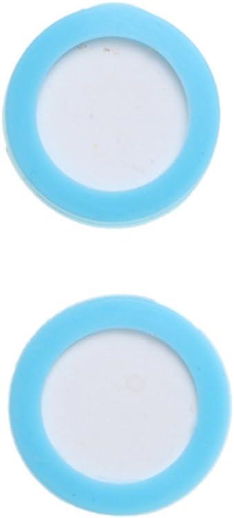 3cm Fenteer Paquet 10 Morceaux en C/éramique De Tranche Datomiseur De R/éacteur De Dioxyde De Carbone De Disque De Diffuseur De CO2 en C/éramique De Rechange De R/és