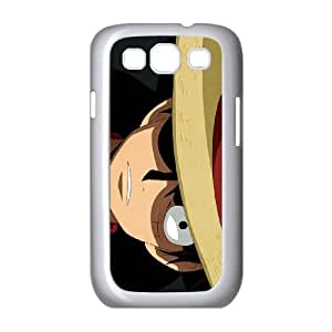 one piece luffy Samsung Galaxy S3 9300 Cell Phone Case White xlb2-403773