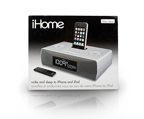 iHome Radio iPhone Docking Digital product image