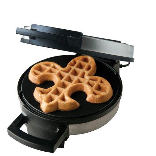 Waffle Maker - Fleur De Lis