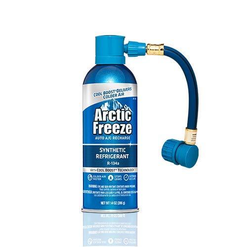 Interdynamics Arctic Freeze R134a Ultra Synthetic AC Refrigerant (AF2)