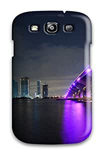 Miguel Jumique's Shop New Arrival Cover Case With Nice Design For Galaxy S3- Miami City