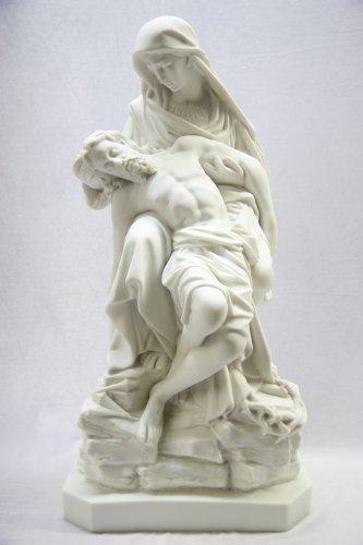 25'' X-Large Pieta Blessed Madonna Mary Jesus Religious Catholic Statue Sculpture Figurine Vittoria Collection Made in Italy by Vittoria Collection