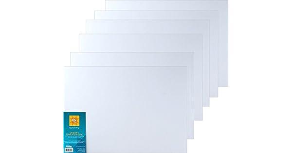 Amazon.com: Paquete de hojas de plantilla de plástico en ...
