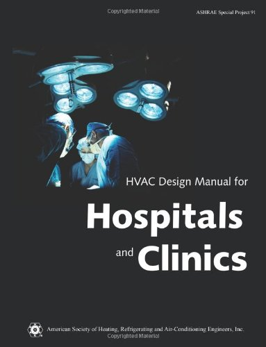 Hvac Design Manual For Hospitals And Clinics Free Download