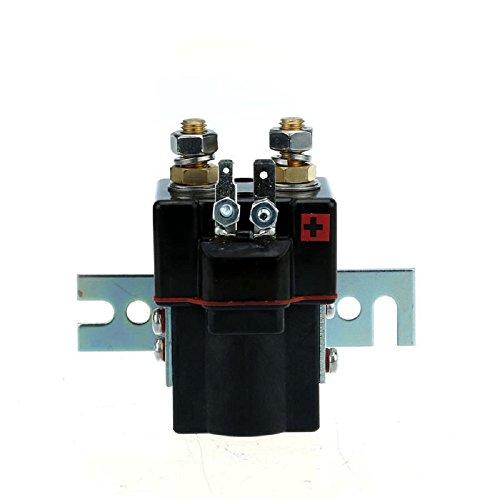 - Dr. Parts Solenoid,101908701,48V, 4 Terminal Solenoid Coil Fits on Club Car DS Precedent Electric carts|SW80-2028P
