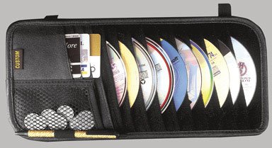 Custom Accessories Visor Organizer Holds product image