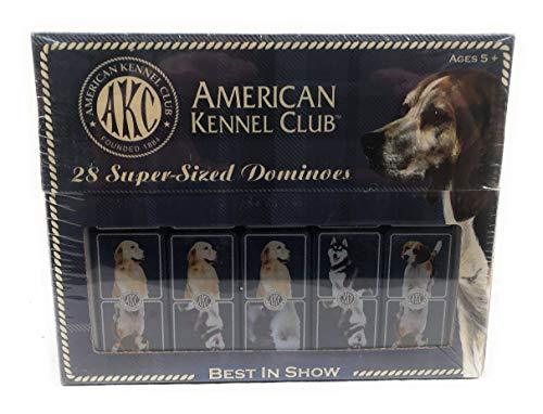 American Kennel Club Dominoes (Kennel Husky Club Siberian)