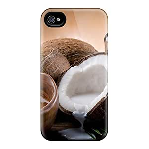 New Arrival Coconuts For Iphone 4/4s Case Cover