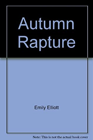 book cover of Autumn Rapture