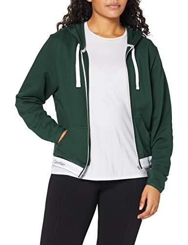 Calvin Klein Dames Full Zip Hoodie Pullover