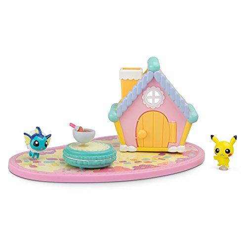TOMY Pokémon Petite Pals Garden House (Pokemon Playsets)