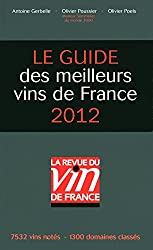 Les meilleurs vins de France 2012