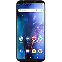 "BLU Vivo Go – 6.0"" HD+ Display Smartphone with Android 9 Pie -Black"