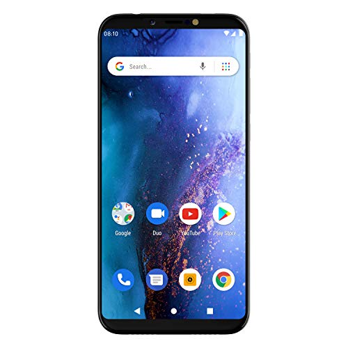 (BLU Vivo Go 6.0 HD+ Display Smartphone with Android 9 Pie -Black)