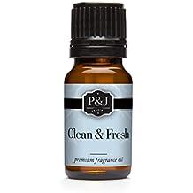 Clean & Fresh Fragrance Oil - Premium Grade Scented Oil - 10ml