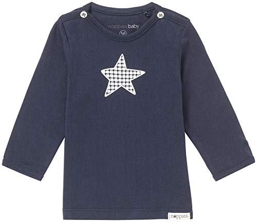 Noppies baby-jongens t-shirt B Tee ls Monsieur