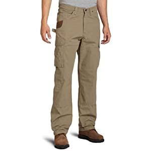 Wrangler Men's Riggs Big and Tall Cleaning Pant-front