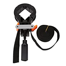 Whitelotous Multifunctional Quick Adjustable Band Corner Clamp Polygonal Clip Photo Frame Clips