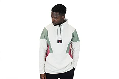 size 40 65882 81efb Nike Flight Loop 1 4 Zip T- T-Shirt à Manches Longues Homme  Amazon.fr   Sports et Loisirs