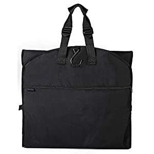 "Travelquantum - Compare Cheap Flights, Hotels & Car Hire. 41-uz0FakJL._SS300_ 72"" Tri-Fold Destination Wedding Garment Bag Versatile Hanging Travel Carry On by Magictodoor"
