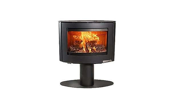 Aduro 15 - 4 6,5 kW negro contemporáneo estufa de leña: Amazon.es: Bricolaje y herramientas