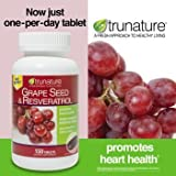 Cheap TruNature Grape Seed & Resveratrol – 150 Tablet (2 Pack)