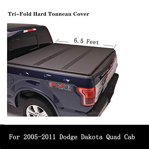 Cover Dodge Dakota Quad Cab - 5