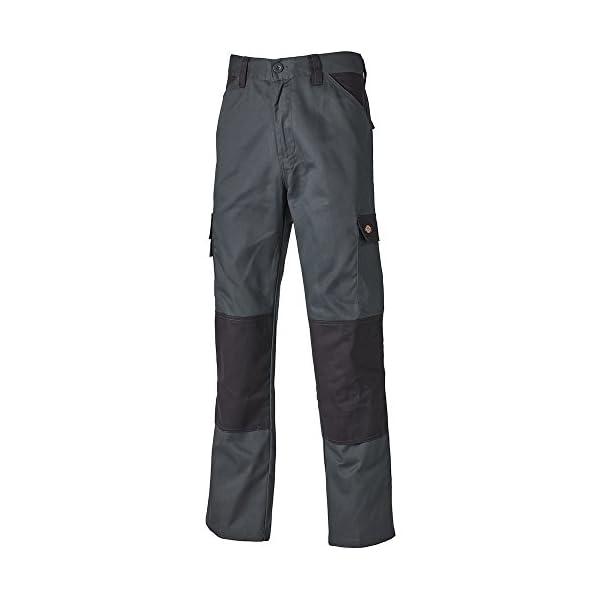 Dickies – ED24/7R Everyday Trouser Gris/Noir FR:42
