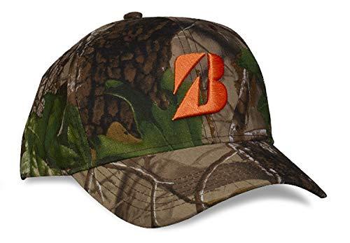 Bridgestone Golf Realtree Adjustable Hat (w/Orange ()