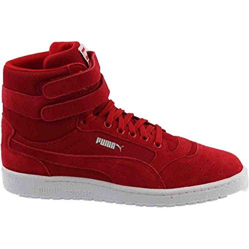 Baskets Ll Puma Cherry Core Sky Hi Daim Barbados xAOwHPqpX