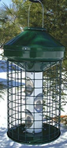 Vari-crafts Avian Series Bird Feeder Green 3 Gallons AV-1MNP