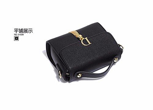 Beige Bolso Mujer Crossbody negro Bag Bandolera CCZUIML wTO5Xn