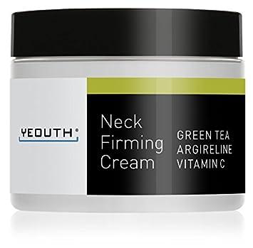 Neck aging cream