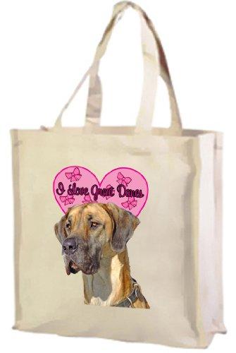 Great Great Cotton Dane Shopping Dane Bag Cream Upq5pB