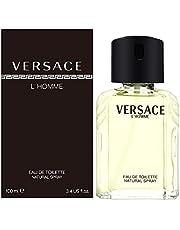 Versace L´Homme/män, Eau de Toilette, förångare/spray 100 ml, 1-pack (1 x 100 ml)