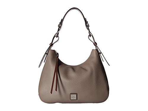 Dooney & Bourke Becket Large Riley Hobo Shoulder Bag (Dooney And Bourke Hobo Bag)