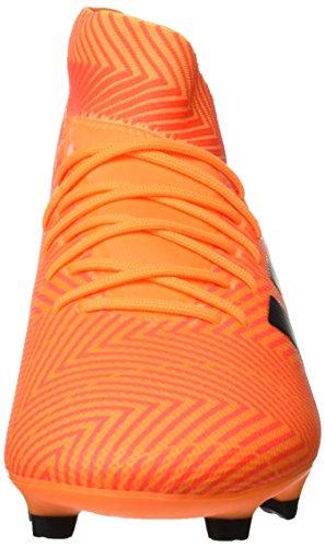 Solred de Nemeziz Da9590 Chaussures Cblack Homme Zest Multicolore 18 Football 3 FG adidas qPdxXFw4P